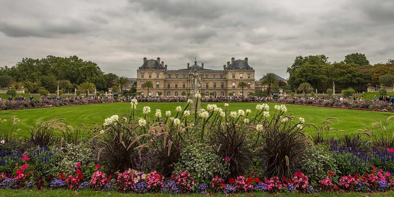 France, Paris, Jardin du Luxembourg