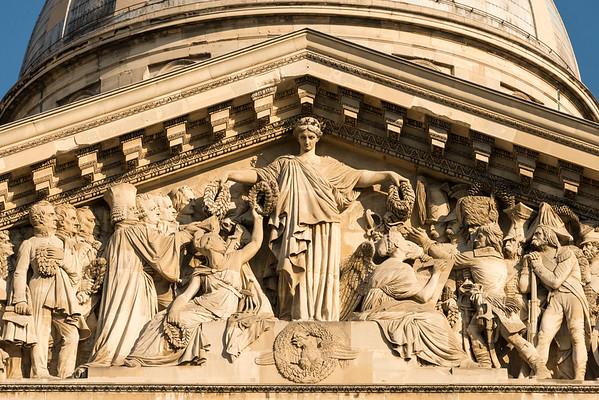 France, Paris, Pantheon