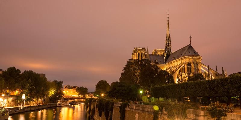 France, Paris, Notre Dame