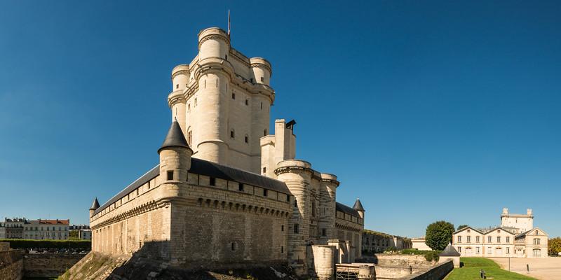 France, Paris, Chateau de Vincennes