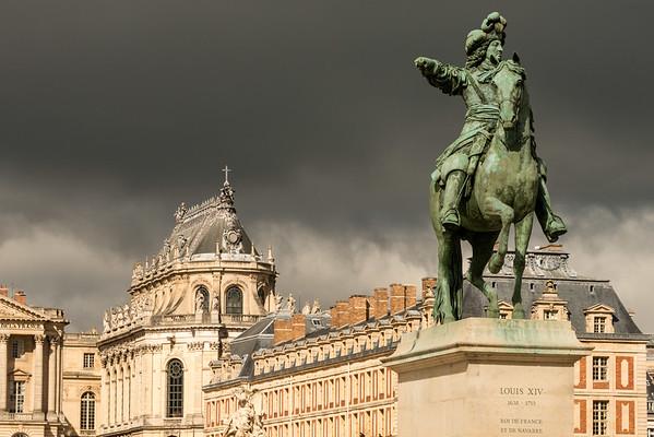 France, Paris, Versailles