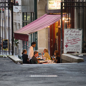 Diner in Paris