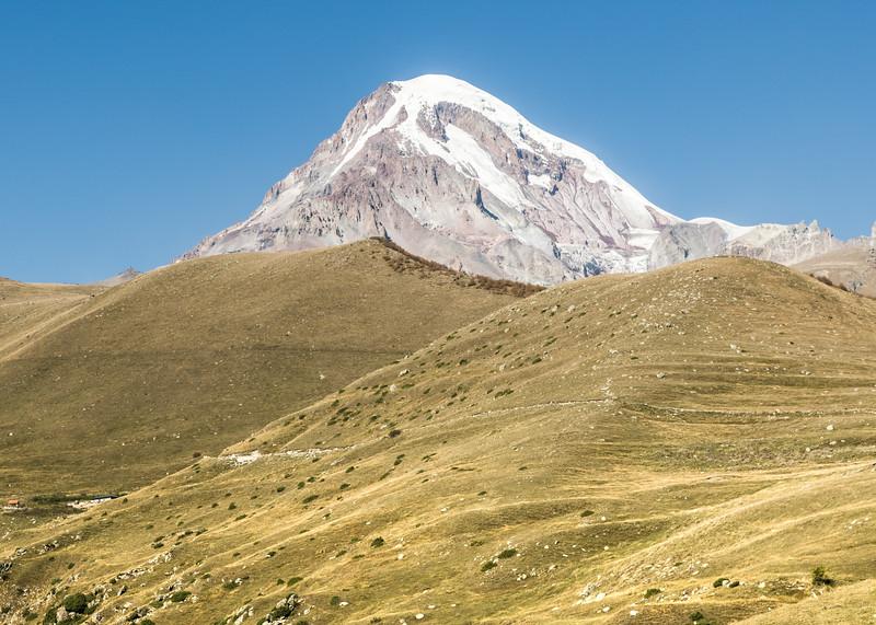 Kazbegi Peak