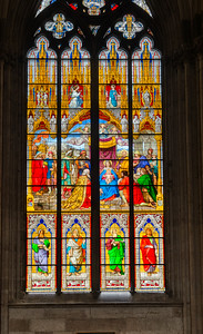 Cologne Cathedral  Stained Glass 2