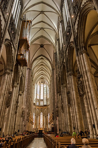 Cologne Cathedral  Interior 1
