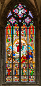 Cologne Cathedral  Stained Glass 5