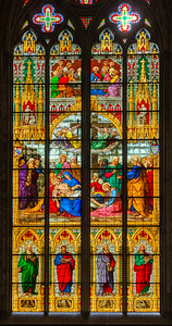 Cologne Cathedral  Stained Glass 3