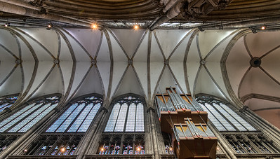 Cologne Cathedral  Interior 2