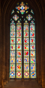 Cologne Cathedral  Stained Glass 1