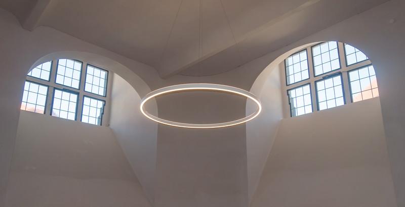 Dresden Kreuzkirche interior