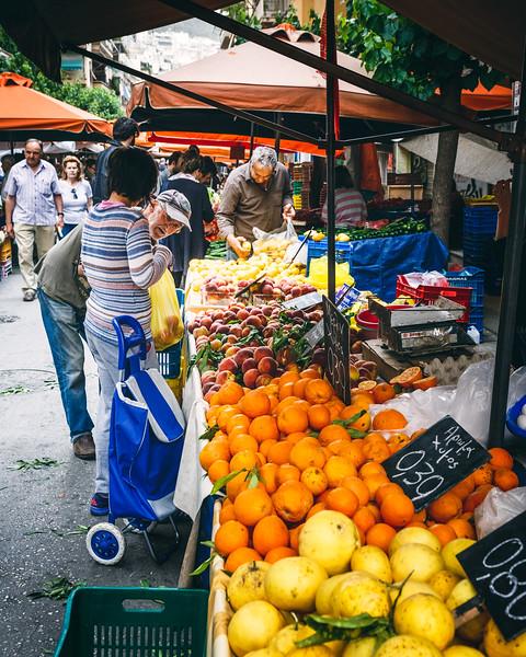 Produce Shopping Athens
