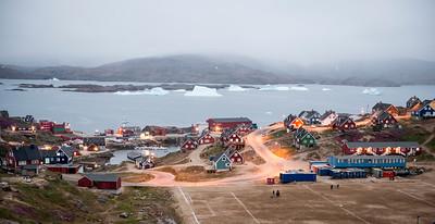 Tasiilaq, east Greenland.
