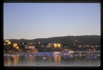 Ilullisat, Greenland.