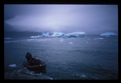 Guest check-in at Ataa Holiday Camp, Greenland.