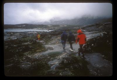 Hike at Ataa, Greenland.