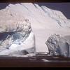 Icebergs on Disko Bay, near Ilullisat, Greenland.