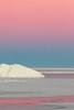 Iceberg at dawn