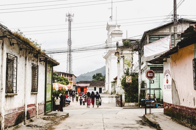 Streets of Nebaj