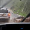 Mudslides while fleeing tropical storm Agatha, Guatemala, May, 2010.