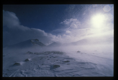 Glacier, Iceland.