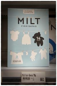 Got Milt? Grocery Store in Egilsstadir, Iceland
