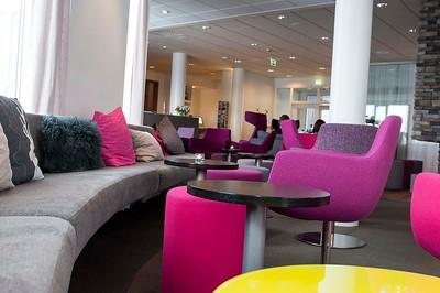 The latest 1980s design, Icelandair Hotel Herad, Egilsstaðir, Iceland.