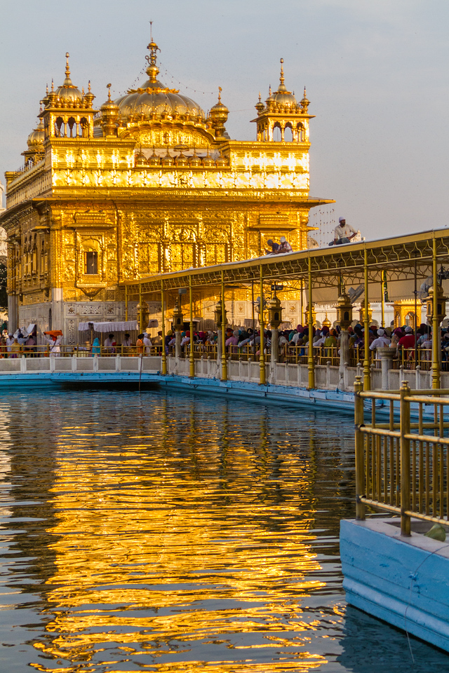 Golden Temple - India - Punjab - Amritsar