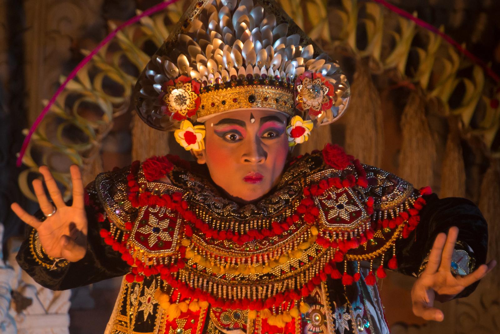 Bali - Legong Dance