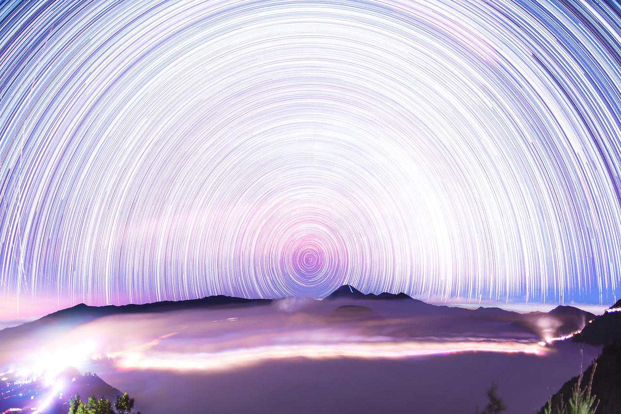 TimeScape: Time Trail