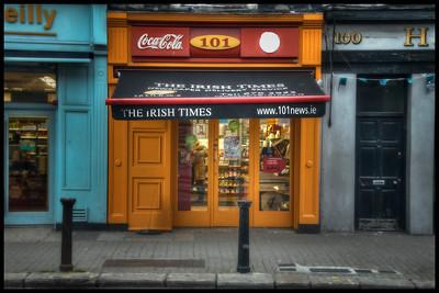 101 News, Dublin, Ireland.