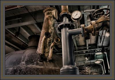 The Guinness factory, Dublin, Ireland.