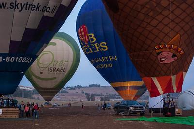 Balloon Event - Succot Israel