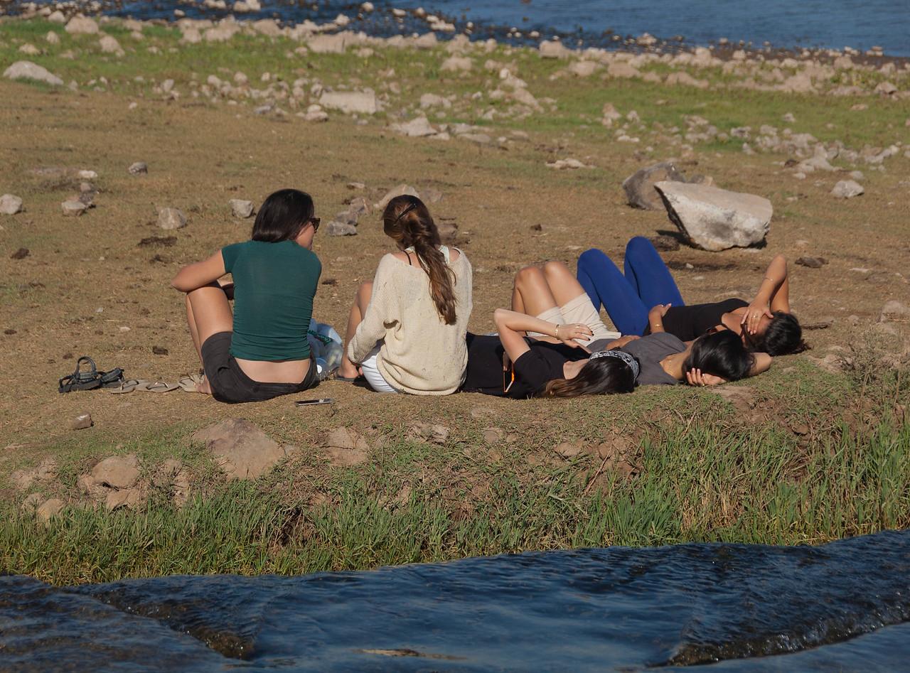 Near Marom Golan