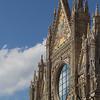 Facade of the Duomo di Siena