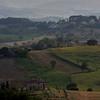 Landscape near La Villa, Umbria, Italy
