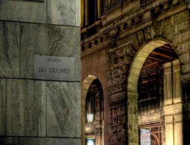 Milan, Italy HDR.