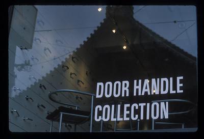 Door handle collection, Kyoto, Japan.