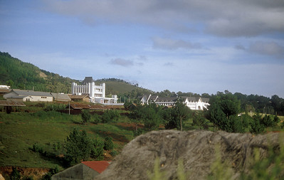 Presidential compound south of Antananarivo, capital of Madagascar.