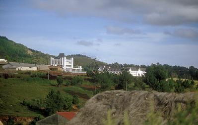 Presidential compound south of Antananarivo, capital of Madagascar.
