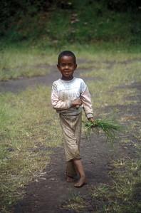Boy in Antsirabe, Madagascar.