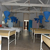 Hospital, Likoma village, Likoma Island, Lake Malawi.