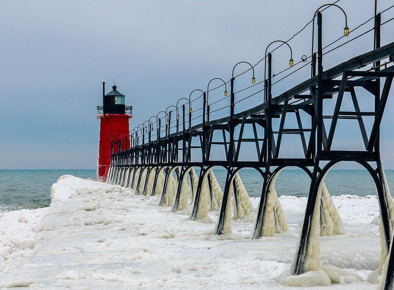 South Haven Lighthouse 2