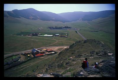 Near Ulan Bataar, Mongolia.