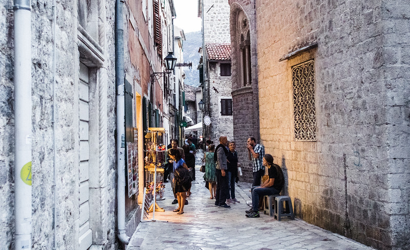 Kotor Backstreets
