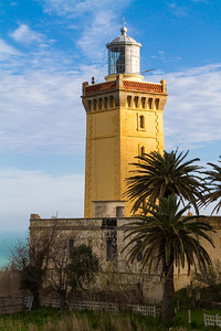 Cap Spartel Lighthouse, Morocco