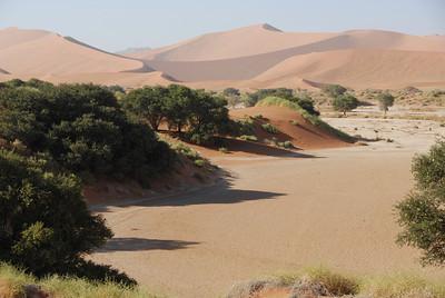 Sossusvlei, Namibia.