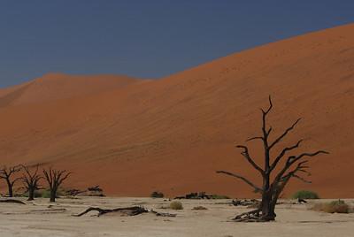 Dead Vlei, Namibia.