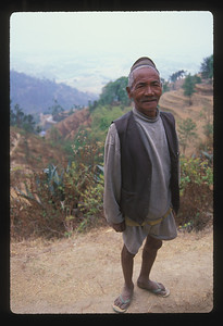 Our man in the Kathmandu valley, Nepal.