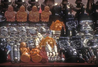 Souvenirs, Kathmandu, Nepal.