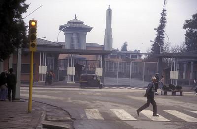 The former Royal Palace, Kathmandu, Nepal.